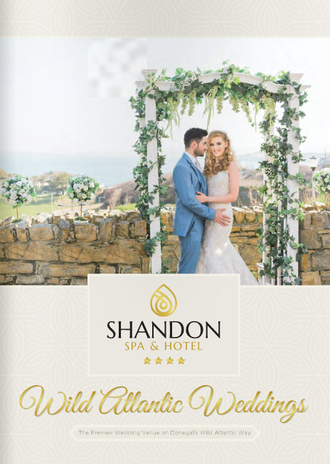 Wild Atlantic Weddings - Donegal - Shandon - Shandon Hotel & Spa